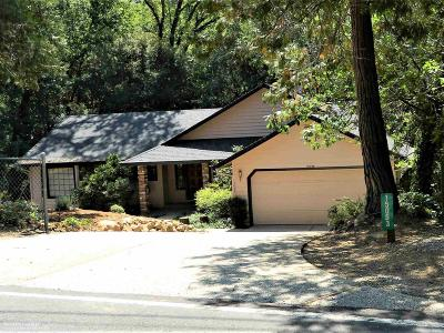 Grass Valley Single Family Home For Sale: 15053 Stinson Drive