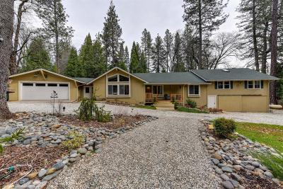 Grass Valley Single Family Home For Sale: 13692 Meadow View Drive