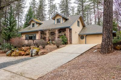 Nevada County Single Family Home For Sale: 14663 Pammy Way