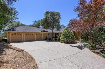 Penn Valley CA Single Family Home For Sale: $629,000