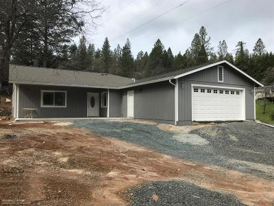 Nevada County Single Family Home For Sale: 17959 Alexandra Way