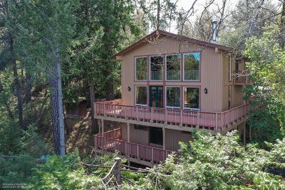 Nevada City Single Family Home For Sale: 18141 Augustine Road