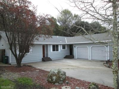 Grass Valley, Smartsville Single Family Home For Sale: 15745 Brewer Road