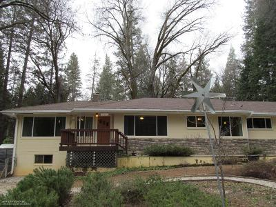 Grass Valley, Smartsville Single Family Home For Sale: 12855 Greenhorn Road