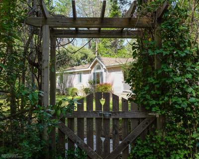 Nevada City CA Single Family Home For Sale: $335,000