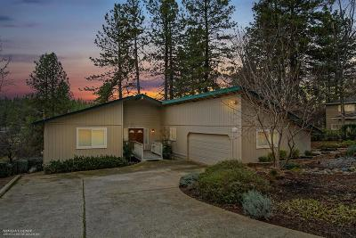 Nevada County Single Family Home For Sale: 11708 Tammy Way