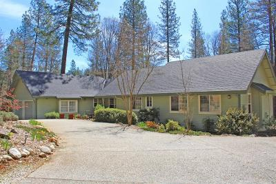 Grass Valley CA Single Family Home Pending: $619,000