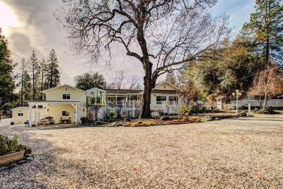 Grass Valley, Smartsville Single Family Home For Sale: 10255 Harvest Way