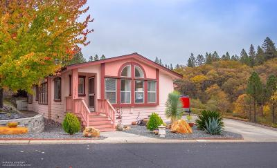 Nevada County Mobile/Manufactured For Sale: 10196 Grant Court