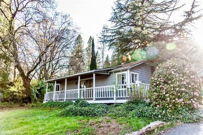 Grass Valley, Smartsville Single Family Home For Sale: 13796 Wheeler Acres Road