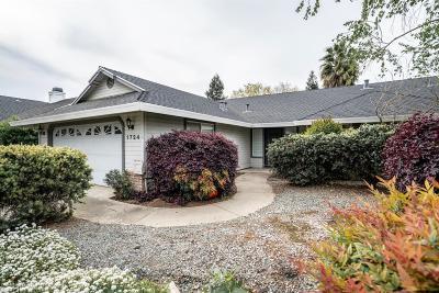 Yuba City Single Family Home For Sale: 1724 Northfield Drive