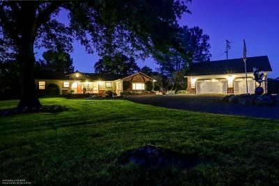 Smartsville Single Family Home For Sale: 8479 Hammonton Smartsville Road