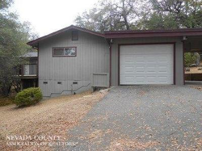 Penn Valley CA Single Family Home For Sale: $280,000