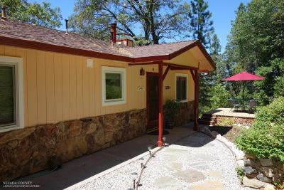 Grass Valley CA Single Family Home For Sale: $519,000