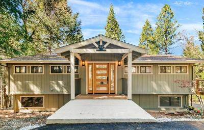 Nevada City Single Family Home For Sale: 12037 Red Dog Road