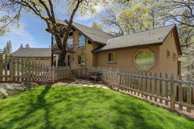 Grass Valley, Smartsville Single Family Home For Sale: 12977 Friar Tuck Road