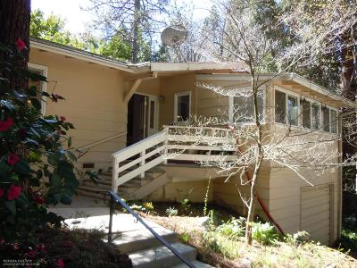 Nevada City Single Family Home For Sale: 10585 Boulder Street