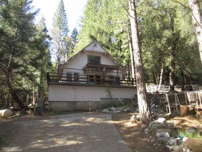Nevada City CA Single Family Home For Sale: $290,000