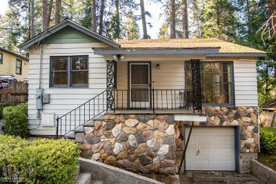 Grass Valley Single Family Home For Sale: 11908 Sunrise Lane