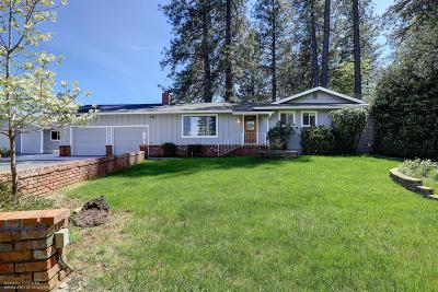 Grass Valley, Smartsville Single Family Home For Sale: 10800 Lynwood Lane