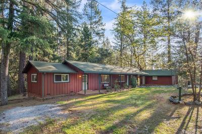 Grass Valley, Smartsville Single Family Home For Sale: 18006 Oak Way
