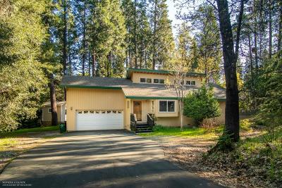 Grass Valley, Smartsville Single Family Home For Sale: 13869 Highland Drive
