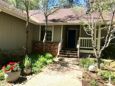 Grass Valley, Smartsville Single Family Home For Sale: 269 Horizon Circle