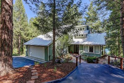 Nevada City CA Single Family Home For Sale: $869,900