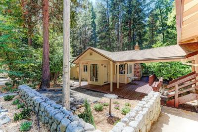 Nevada City Single Family Home For Sale: 15561 Cascade Loop