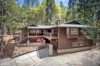 Grass Valley, Smartsville Single Family Home For Sale: 16615 Auburn Road