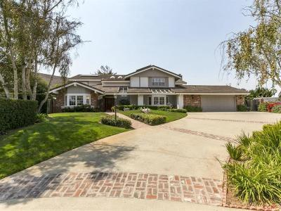Lompoc Single Family Home For Sale: 900 E Fir Avenue