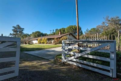 Lompoc Single Family Home For Sale: 5375 Campbell Road
