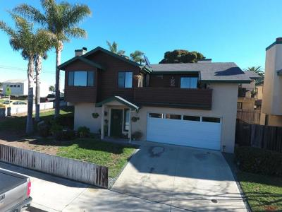 Oceano Single Family Home For Sale: 1423 16th