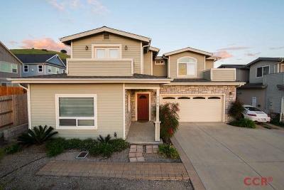 San Luis Obispo Single Family Home For Sale: 2196 Rachel Street
