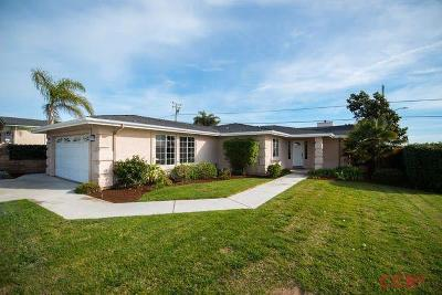 Grover Beach Single Family Home For Sale: 404 Park View Avenue