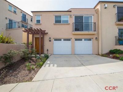 San Luis Obispo Single Family Home For Sale: 3317 Rockview Place