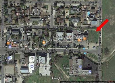 Santa Ynez Residential Lots & Land For Sale: 3699 Sagunto Street