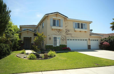 Lompoc Single Family Home For Sale: 2316 Carrizo
