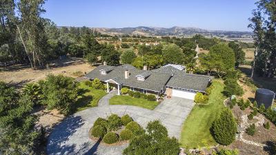 Lompoc Single Family Home For Sale: 1830 Tularosa Road