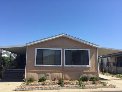 Santa Maria Single Family Home For Sale: 1650 E Clark Avenue #352