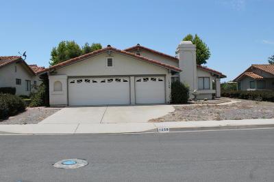 Nipomo Single Family Home For Sale: 1259 Black Sage Circle