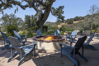 Solvang Single Family Home For Sale: 3175 Riley Road