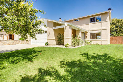 Buellton Single Family Home For Sale: 560 Irelan Drive