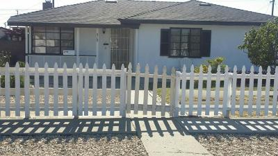 Lompoc Single Family Home For Sale: 515 N C Street