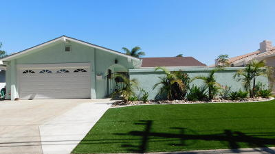 Arroyo Grande Single Family Home For Sale: 1108 The Pike