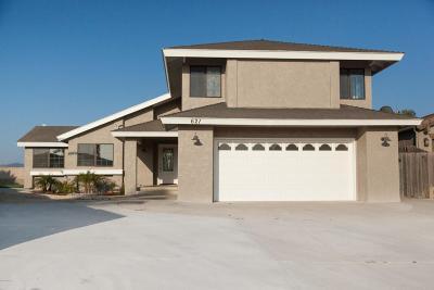 Santa Maria Single Family Home For Sale: 621 Douglas Way