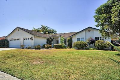 Santa Maria Single Family Home For Sale: 632 Glen Cairon Drive