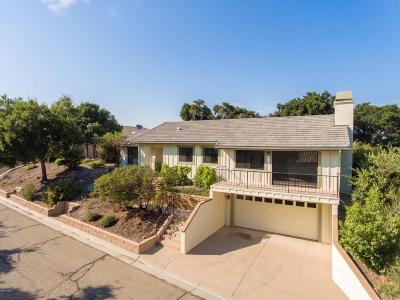 Single Family Home For Sale: 687 Hillside Drive