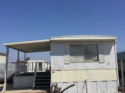 Santa Maria Single Family Home For Sale: 1600 E Clark Avenue #38