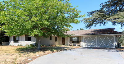 Santa Ynez Single Family Home For Sale: 1236 Edison Street